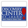 Discovery Science Center logo
